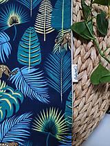 Úžitkový textil - Obliečka na vankúš 40x40cm Tropic - 13341627_