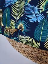 Úžitkový textil - Obliečka na vankúš 40x40cm Tropic - 13341628_