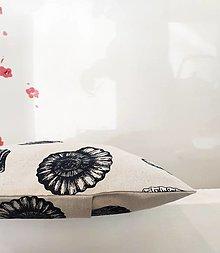 Úžitkový textil - Obliečka na vankúš 40x40cm More - 13341606_