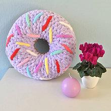 Textil - 10. * DONUT * šiška z Alize Puffy - 13342888_