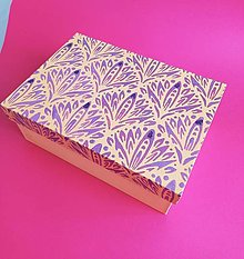 Krabičky - magic box - 13344482_