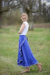 Sukne - zavinovacia sukňa Klárka - 13346064_