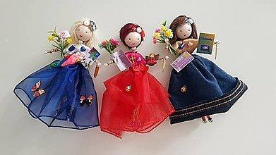 Bábiky - Pani učiteľky - darčekové bábiky - 13349234_