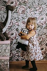 Detské oblečenie - Šaty Nina - 13346320_
