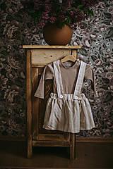 Detské oblečenie - Suknička na traky - 13346343_
