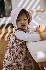 Detské čiapky - Čepček jednovrstvový - 13347318_