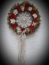 Dekorácie - Dekorácia záves - Mandala - 13350614_