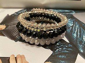 Náramky - MultiLayer náramok Pinkie /MultiLayer bracelet Pinkie - 13351481_