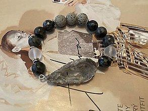 Náramky - Druzy náramok / Druzy stone bracelet - 13351567_