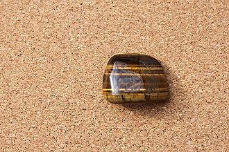 Minerály - Tigrie oko Minerál Ochranný amulet Kameň - 13351807_