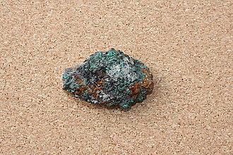 Minerály - Azurit Malachit Kameň Minerál - 13351840_
