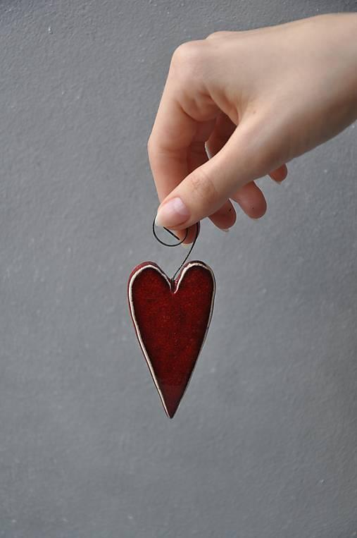 srdce farebné malé