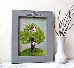 Obrázky - Obrázok-V bezpečí stromu - 13354670_