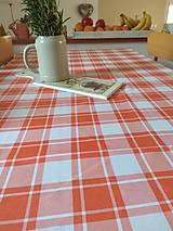 Úžitkový textil - Obrus kocka - 13353062_