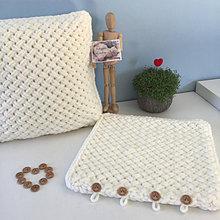 Úžitkový textil - * NATURE * vankúše z Puffy Fine - 13355723_