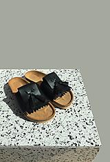 Obuv - Korkáče Black Strapp - 13354927_