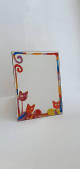 Zrkadlá - Zrkadlo maľované - 13354054_