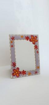 Zrkadlá - Zrkadlo maľované - 13354055_