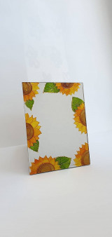 Zrkadlá - Zrkadlo maľované - 13354087_