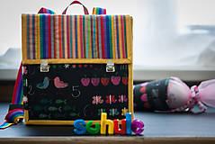 Iné tašky - Škola volá - 13354487_