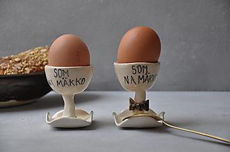 Nádoby - stojan na vajíčko-som namäkko - 13354573_