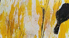 Obrazy - Pred letom, 100x60, abstraktný obraz - 13354094_