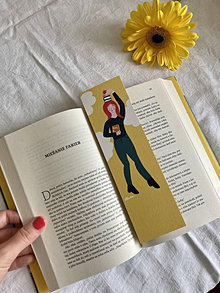 Papiernictvo - Anna Karenina - záložka do knihy - 13354776_