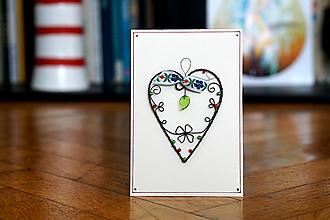 Papiernictvo - Pohľadnica pre mamu - 13353117_