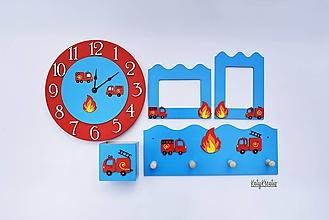 Detské doplnky - Súprava pre malého hasiča-SKLADOM - 13357734_