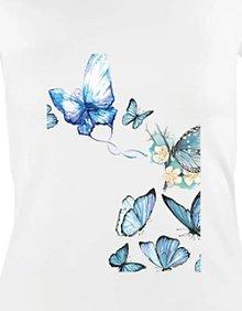 Galantéria - NZ145 Nažehľovačka veľká - motýle 30 cm - 13356984_