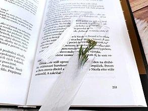 Papiernictvo - Záložky do knihy (stredná) - 13357842_