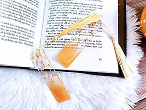 Papiernictvo - Záložky do knihy (malá) - 13357879_