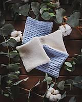 - Kozmetický uteráčik veľkosť S (s bambusovo-biobavlneným froté) - 13359701_