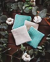 - Kozmetický uteráčik veľkosť S (s bambusovým flísom) - 13359702_