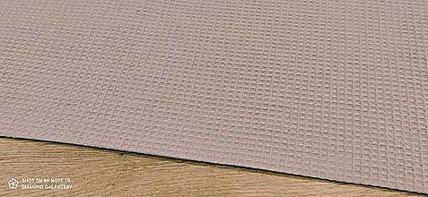 Textil - Vafľovina (Staroružová) - 13362655_