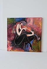 Obrazy - Obraz: Huslistka, 30 x 30 cm - 13362517_