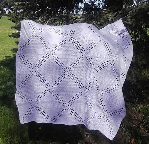 Patchworková detská deka