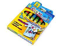 Pomôcky/Nástroje - Fixy na textil 6 ks sada - 13361589_