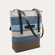 Veľké tašky - Dámská kabelka KAROLINA LINE 7 - 13362893_