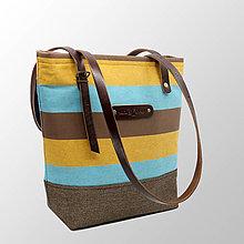 Veľké tašky - Dámská kabelka KAROLINA LINE 3 - 13362951_