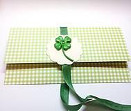 Papiernictvo - Obálka na darček II - 13368791_