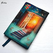 Papiernictvo - Univerzální obal na knihu - ZOOtrie - 13368033_