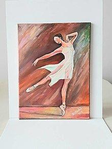 Obrazy - Obraz, Baletka Oxana, 30 x 40 cm - 13368413_