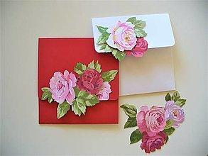 Papiernictvo - romantický obal - 13369019_