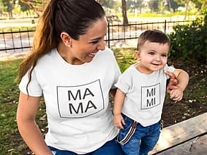 Detské oblečenie - Mama - mimi - 13369159_