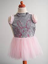 Detské oblečenie - Zajko Mojko - 13372429_