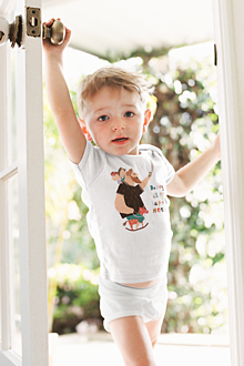 Detské oblečenie - Ocko - môj hrdina  - tričko - 13372064_