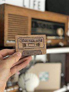 Hudobné nástroje - Drevená kazeta - 13370386_