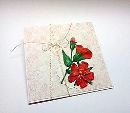 Papiernictvo - Pohľadnica ... k narodeninám II - 13375123_