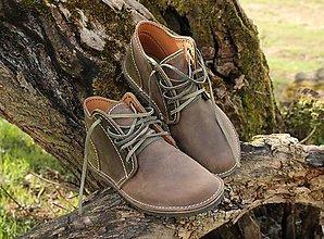 Obuv - Johnisky - topánky - 13372957_